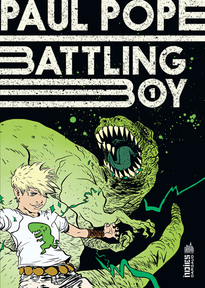 Battling Boy tome 1