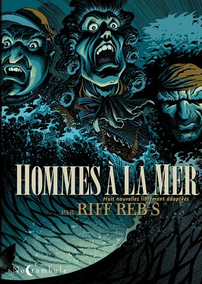 Hommes à la mer