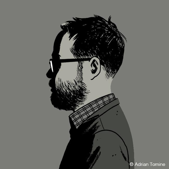 Adrian Tomine