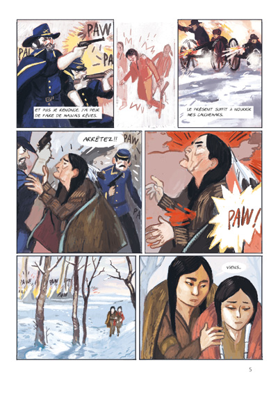 Ulysse Wincoop tome 1 - Le dernier des Sioux