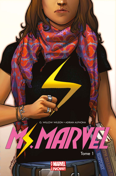 Ms. Marvel tome 1