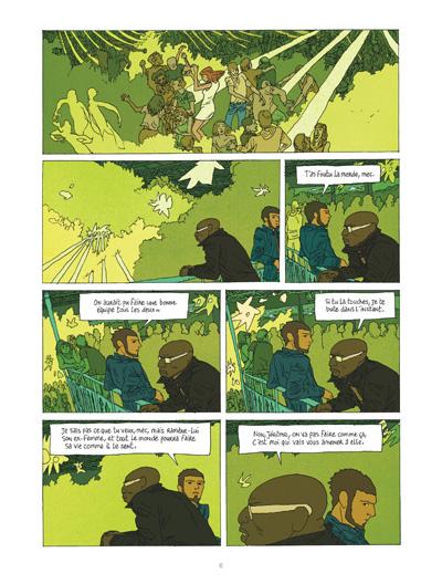 Paci tome 3 - Rwanda