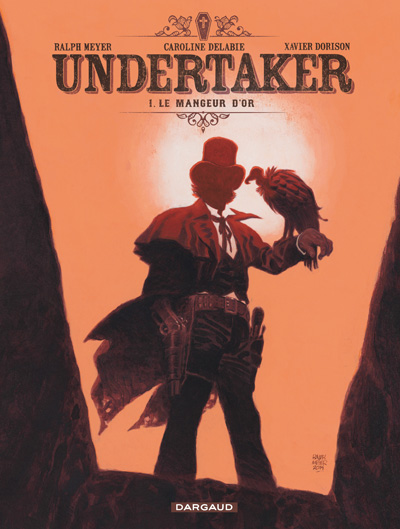 Undertaker tome 1 - Le Mangeur d'or