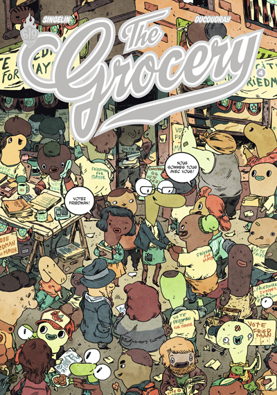 The Grocery, tome 4