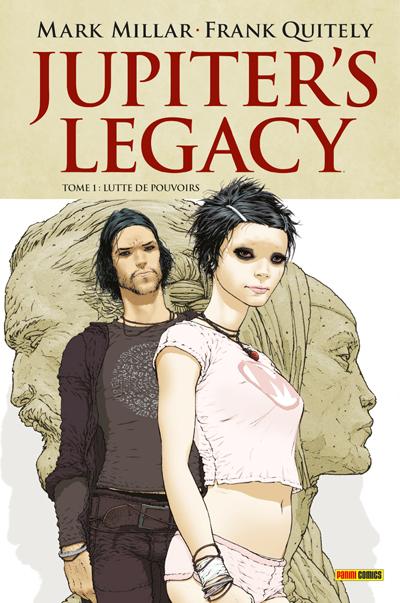 Jupiter's Legacy tome 1 : Lutte de pouvoirs