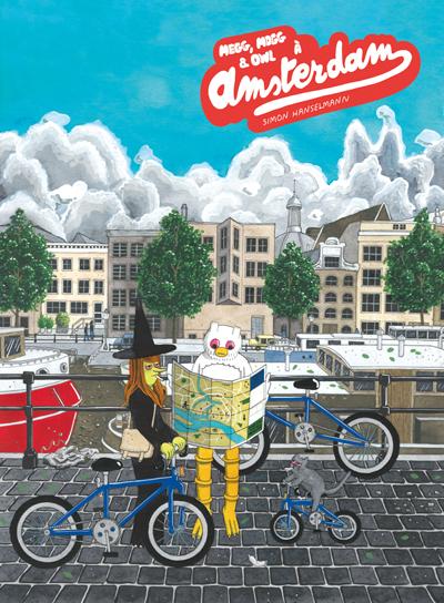 Megg, Mogg & Owl à AMSTERDAM