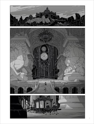 Les Ogres dieux tome 2 - Demi-sang