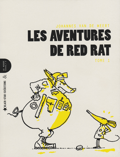 Les Aventures de Red Rat 1