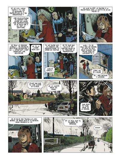 Maggy Garrison tome 3 - Je ne voulais pas que ça finisse comme ça
