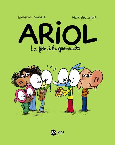 Ariol tome 11 – La Fête à la grenouille