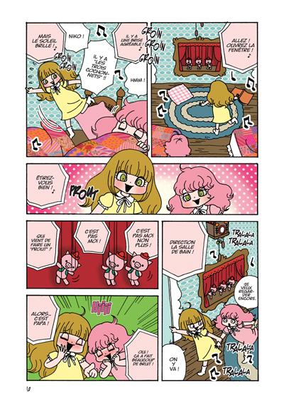 Ichiko et Niko tome 1