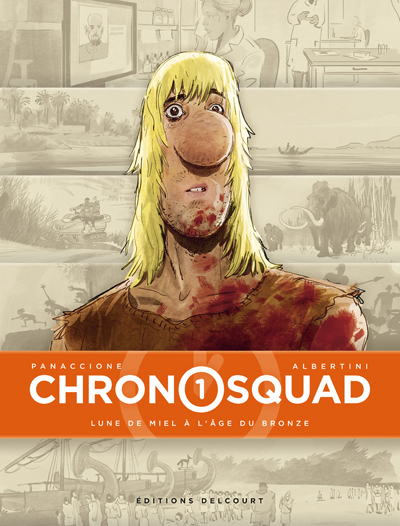 Chronosquad tome 1