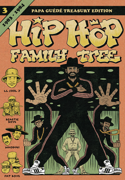Hip-Hop Family Tree tome 3 - 1983-1984