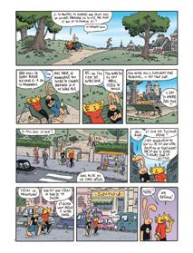 Les nouvelles aventures de Lapinot - Un monde un peu meilleur