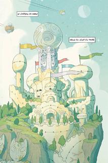 5 Mondes tome 1 - Le Guerrier de sable