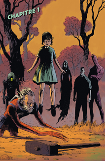 Black Hammer T1 : Origines secrètes